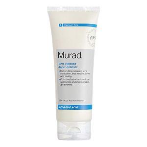 Sửa rửa mặt trị mụn Time Release Acne Cleanser